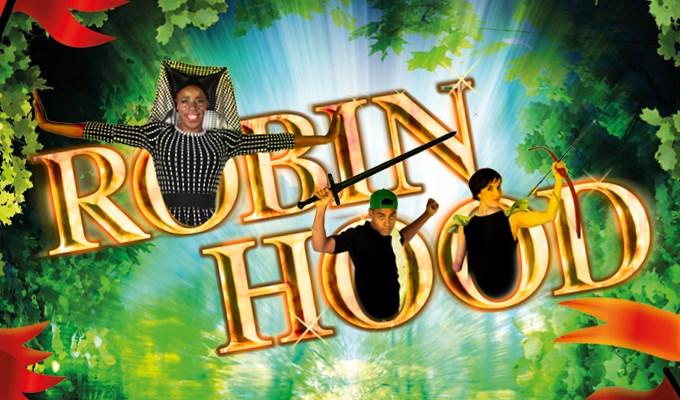 The play Robin hood?