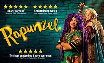Rapunzel Pantomime (Save 22%)