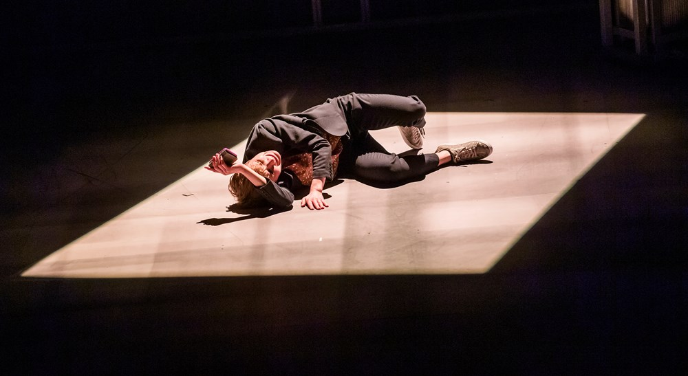 I Think We Are Alone-Frantic Assembly-Plymouth-1328