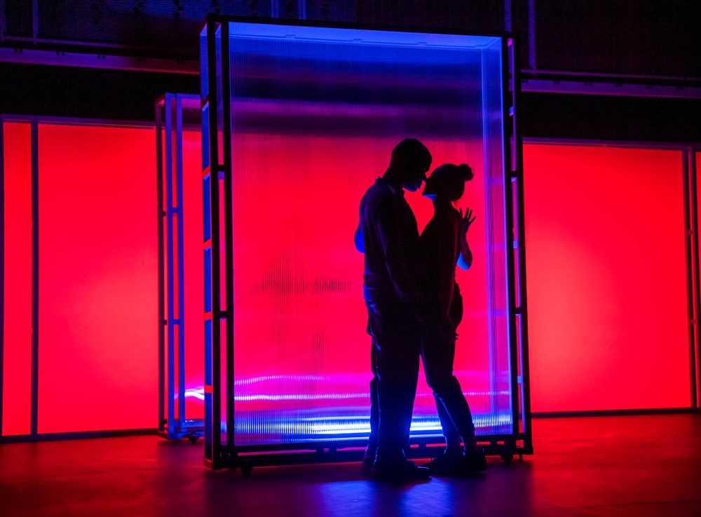I Think We Are Alone-Frantic Assembly-Plymouth-1510